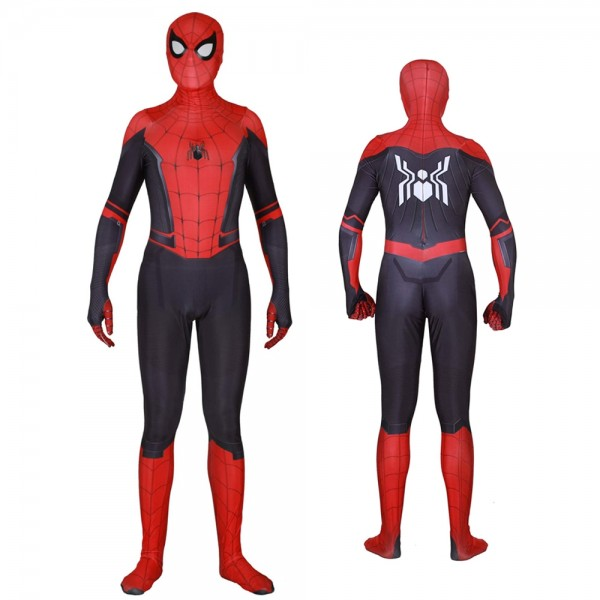 Spider Man Far From Home for Adult Cosplay Costumes Zentai Suit