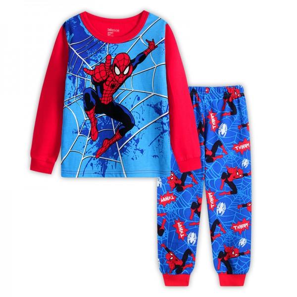 Spiderman Pajamas Spiderman Pjs Superhero Pjs